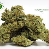 Fruity Chronic Juice