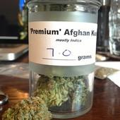 Premium Afghan kush