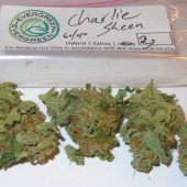 Charlie Sheen cannabis buds